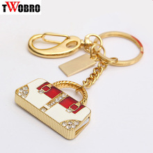 TWOBRO Women Hand Bag USB flash drive 8GB 16GB 32GB 64GB Gold Color Purse Deisgn Jewellery Crystal usb Pen Drive 2.0 Lady gifts