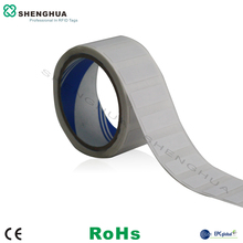 Customized Adhesive Paper Wholesale Passive RFID Labels Sticker Tags Blank Printable Cheap Price