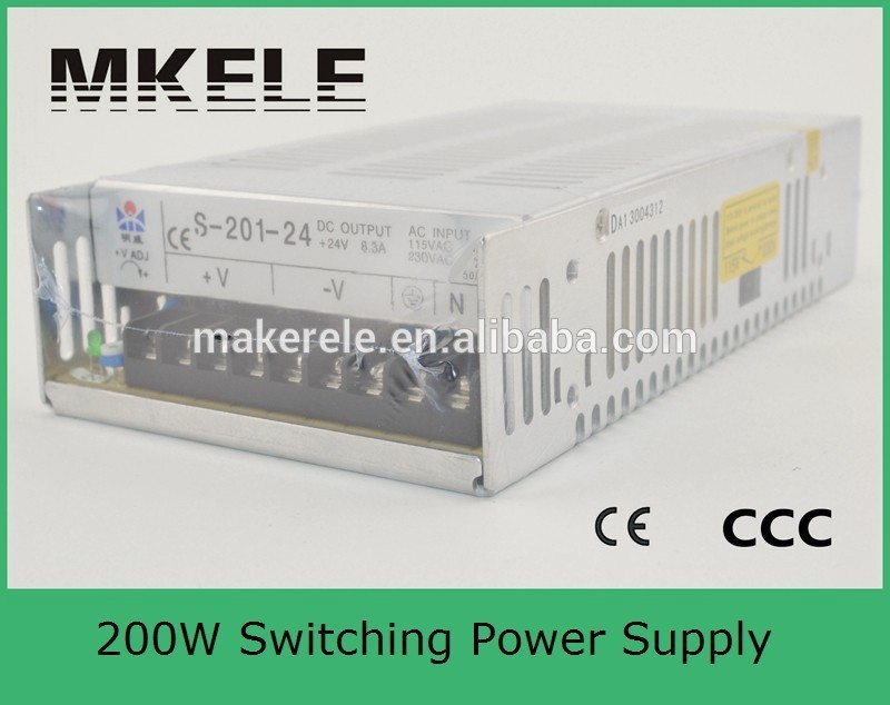 72-144VDC dc dc power converters 5v 200w MKSD-200D-5 <br>
