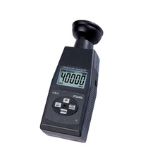 Portable flash frequency meter bright light measurement LCD display Flash frequency speedometer Measuring range: 60 ~ 39,999RPM(China)