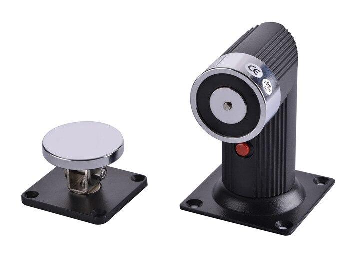 Floor Mount Magnetic  Lock Door Stopper Door Holder 606<br>