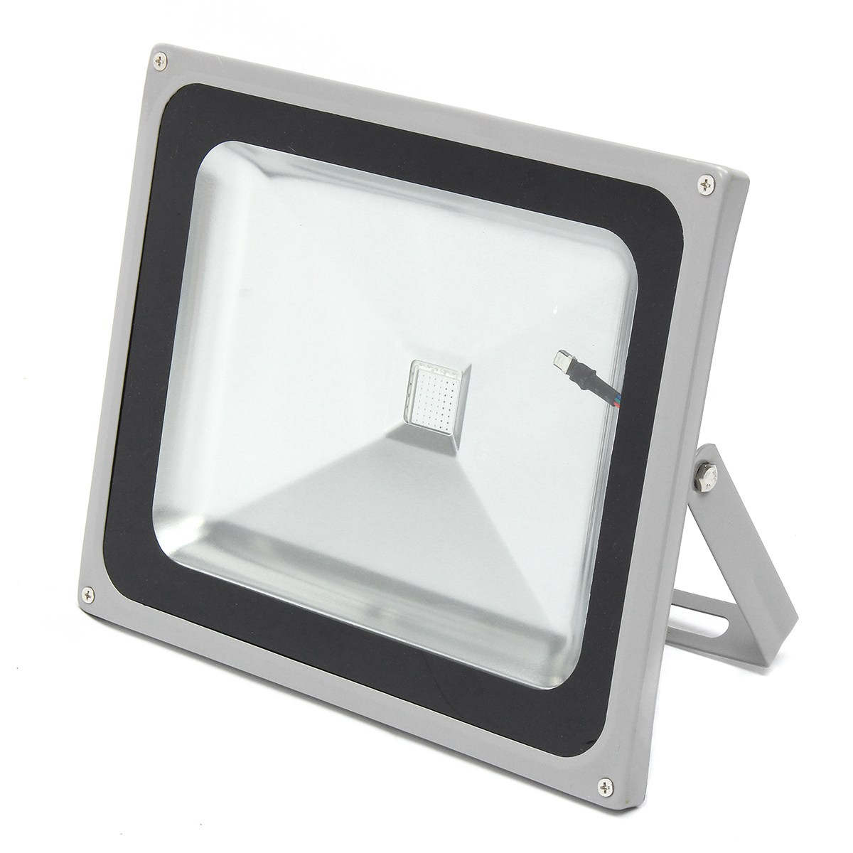 NEW Safurance 50W PIR LED RBG Focos Reflectores Colores 16 Colorful Spotlights Floodlights Building Automation<br>