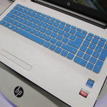 NEW  Ultra Thin Soft Silicone Gel Keyboard Protector Cover Skin case for HP Pavilion ENVY 15 series / ENVY 17 series