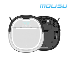 Molisu A3 Pro Robot Vacuum Cleaner Cleaning appliances  with Self-Charge Wet Mopping for Wood Floor