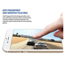 9H Hardness HD 0.28mm Tempered Glass for iPhone 4 4s 5 5S SE 6 6S Plus for iPod touch 4 5 6 Explosion proof Protective film