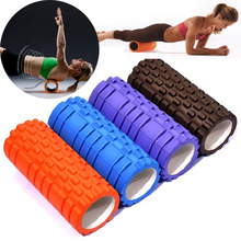 Yoga Accessories Foam Roller Yoga Block ABS+EVA AccuPoint Foam Roller Muscle Tissue Massage Fitness Gym Yoga Pilates Sports