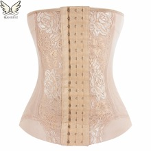 Waist trainer hot shapers waist trainer corset Slimming Belt Shaper body shaper slimming modeling strap Belt Slimming Corset(China)