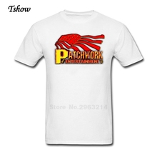 New PE Logo T Shirt Man Casual Summer Print Pure Cotton man's Costume Round Neck Short Sleeve Cool T-shirt For Sale men's Tee