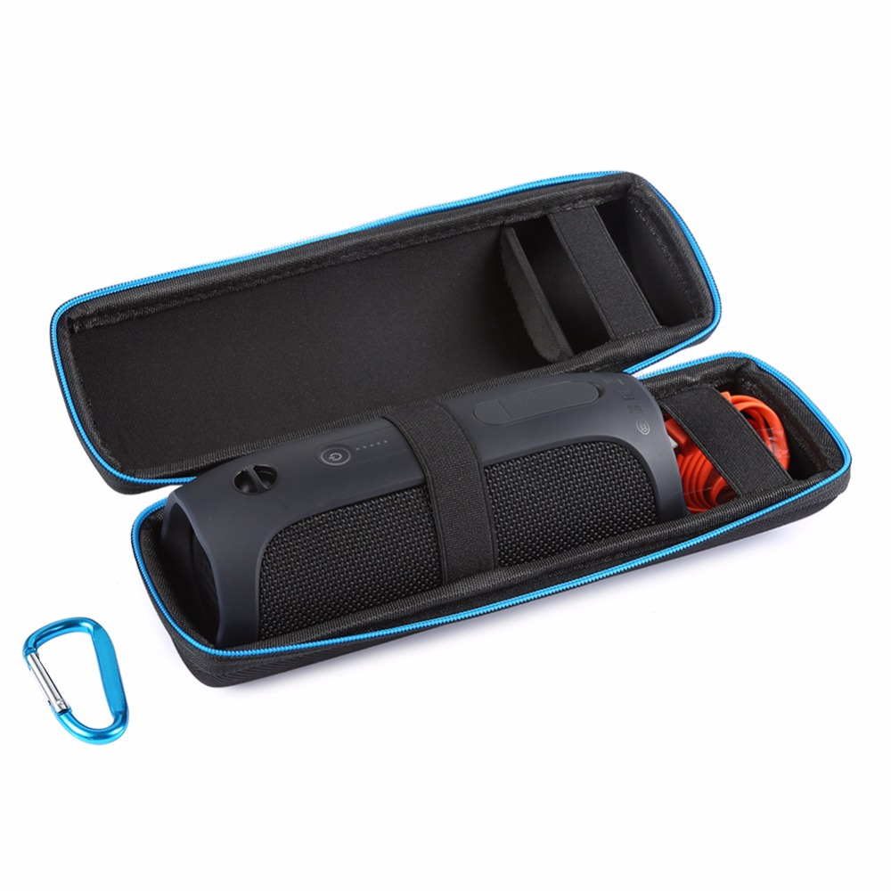 Column Speaker Case Cover for JBL Flip 4 Wireless Bluetooth Speakers Flip4 Soundbox Protective Pouch Storage Box Carrying Bag