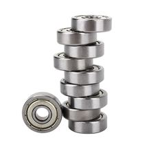 10Pcs/Lot 625ZZ Deep Groove Ball Bearings Miniature Rubber Sealed Metal Shielded Metric Radial Ball Bearing Model