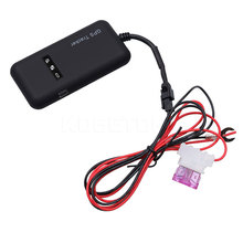 Vehicle GPS Tracker GT02A Realtime 4 band Car real address Google link GSM GPRS GPS Tracking Alarm system