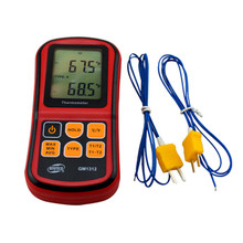 High - precision Temperature Measuring Instrument Industrial Thermometer Digital Thermometer With LCD Backlight Termometro
