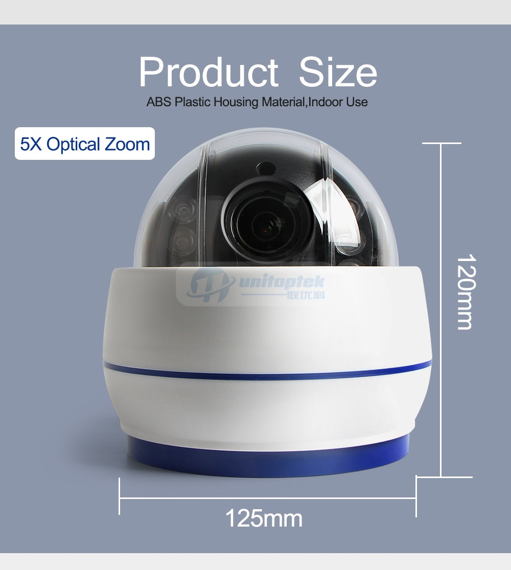 10 Video Surveillance Camera