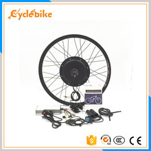 "Front or rear motor 65km/h 48v 1500w Electric bike conversion kit for 20"" 24"" 26"" 28"" 700c(China)"