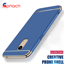 Phone Cases For XiaoMi RedMi 4X Note 4 4X Pro 64GB 32GB Prime Note4 Global Version 3 in 1 Back Cover Cases Thin Case(China)