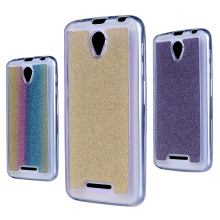 Shiny Sequin Glitter Sand Cases Lenovo A5000 5000 K3 Note K50-t5 A7000 Silicone Cover Colorful Foil Mobile Phone - Online Store 222916 store