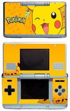 Pikachu p01 Vinyl Skin Sticker Protector for Nintendo DS NDS Original (fat) skins Stickers(China)