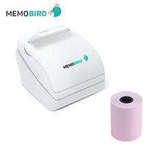 New Upgrade High quality MEMOBIRD Wifi 58mm thermal Printer Micro USB Interface send color paper free shipping