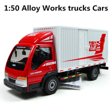 Alloy construction vehicles, alloy model cars, transport vehicles, Toy Vehicles car,wholesale, free shipping(China)