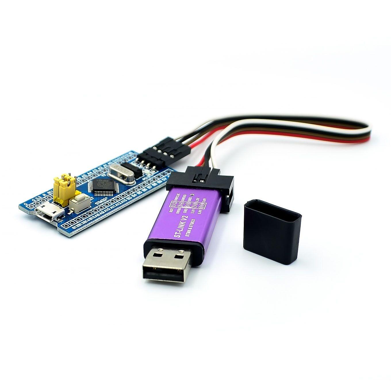 5Pcs STM32F103C8T6 Bras STM32 Module De Carte De Développement Système Arduin iu