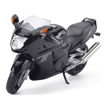 1:12 HONDA CBR1100XX Motorbike Model Alloy Diecast & ABS Motorcycle Model Toy Mini Motor Bicycle Boys Juguetes Collection Toys(China)