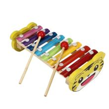 Child Kid Baby 8-Note Retail Wooden Xylophone Musical Toys Xylophone Wisdom Juguetes Music Instrument