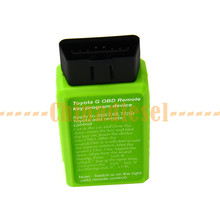 For Toyota G 4D67,68,72(G) and for Toyota H Chip Vehicle OBD Auto Key Programmer Remote Control