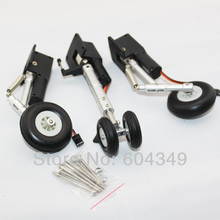 FREEWING ELECTRONIC METAL RETRACTABLE LANDING GEAR SET- EDF JET FOR F18