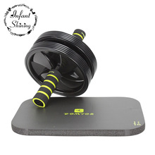 Ab Rollers Abdominal Wheel AB ABS Wheel Fitness Men Household Abdomen Fitness Equipments Body Building