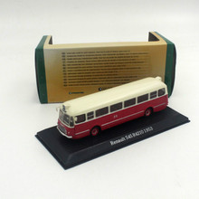 1:72 ATLAS Renault S45 R4210 1953 Bus Collection Diecast Model