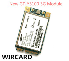 NEW Unlock GT-Y3100 Y3100 3G MODEM FROM NC10 LAPTOP UMTS HSDPA mini PCI Express WCDMA 3G Card(China)