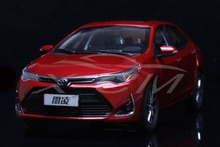 Diecast Car Model 2017 New Toyota Levin Corolla 1:18 (Red) + SMALL GIFT!!!!!