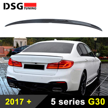 G30 Carbon Fiber M5 Look Boot Spoiler for BMW 5 Series G30 Rear Spoiler Wing 2017 - present(China)