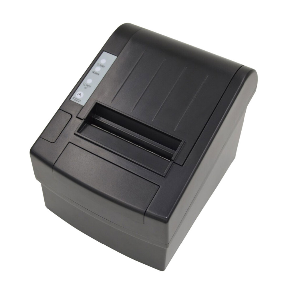 3PCS Protable 80MM POS Thermal Receipt Printer POS Printer Auto Cutter with Serial + USB + Ethernet<br><br>Aliexpress