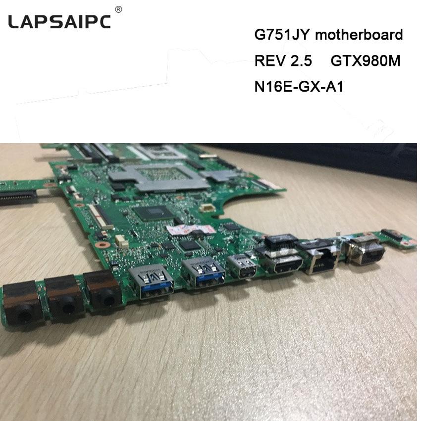 GTX980M motherboard