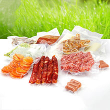 100 Bags Food Magic Seal for Vacuum Sealer Food Storage Bags Great Food Saver clear plastic packing organizer(China)