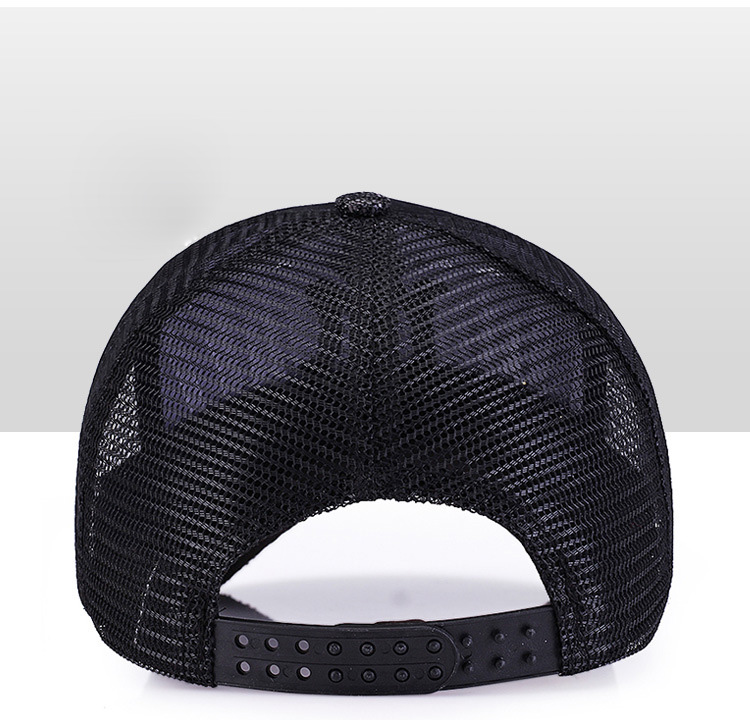 [Rancyword] 17 New Branded Baseball Caps Canada Women's Cap With Mesh Bone Hip Hop Lady Embroidery Hats Sequins RC1134 14