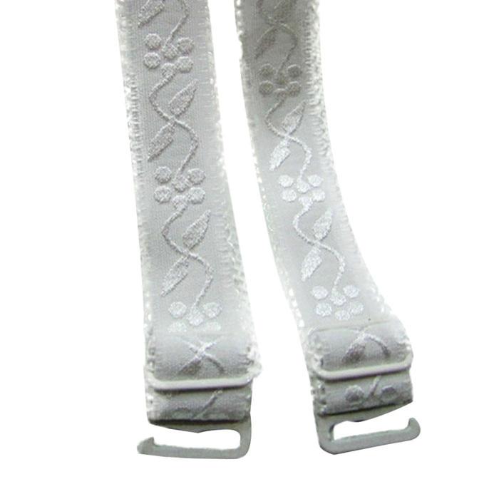 Elastic Brassiere Strap WOMAIL delicate 17 Fashion New Sexy Slim Ladies Underwear Straps Shoulder Floral Print Lingerie W30 @ 15