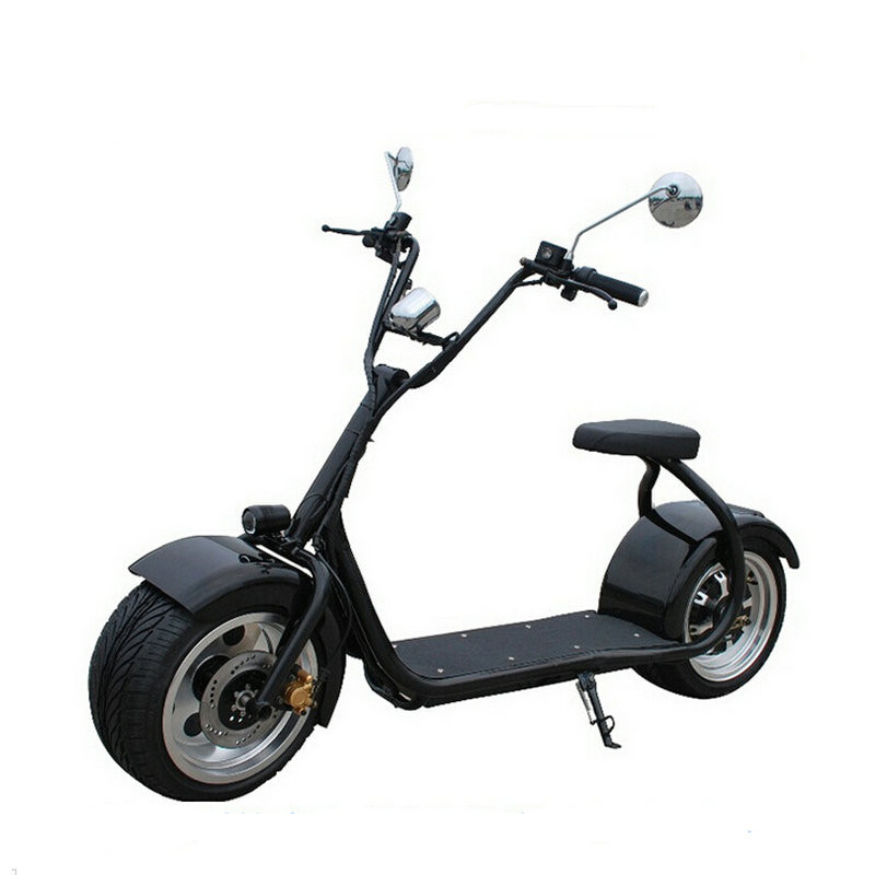 11.11 Promotion Big Wheel Electric Scooter Two Wheel 1000W Motor E-scooter Electric Unicycle Motorcycle Self Balancing Scooter (3)