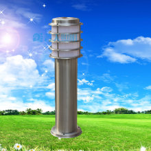 Plaid stainless steel lawn lamp post caplights landscape lamp villa lamp strightlightsstreetlights outdoor waterproof lights(China)