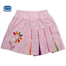 girls clothes girls tutu skirts nova kids clothing casual summer skirts for lovely baby skirt embroidery floral bobo chosesM483
