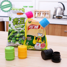 3PCS Food Snacks Chips Storage Bag Sealing Clip Lock Sealer Clamp Fresh Kitchen Tools Plastic Sealer Clips Zip With Outlet(China)