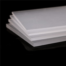 2-5mm thickness Clear Acrylic Perspex Sheet Cut Plastic Transparent Board Perspex Panel(China)