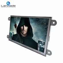 7 inch indoor multimedia Auto play USB SD open frame video advertising display High Quality Real Supplier Speedy Delivery(China)