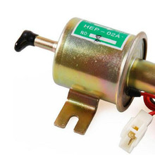 Fuel Supply System HEP-02 universal 24v fuel pump free shipping(China)