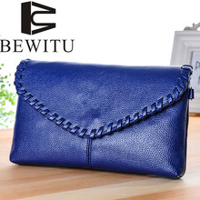 new imitation leather shoulder bag pu cortex oblique cross-woven knitting lace dinner bag fashion hand holding handbags black
