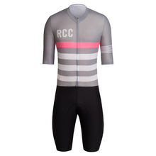 2017 RCC CLUB SPEED SUIT One Piece Cycling Kits Triathlon Sport clothes Road bike set cycling PRO TEAM AERO Skinsuit Aerosuit