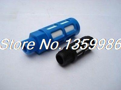 50pcs Pneumatic Muffler Filter 3/8 BSP Thread<br>