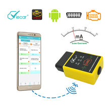 lowest price comming! elm327 v1.5 obd2 scanner car diagnostic tool for smart phone(China)