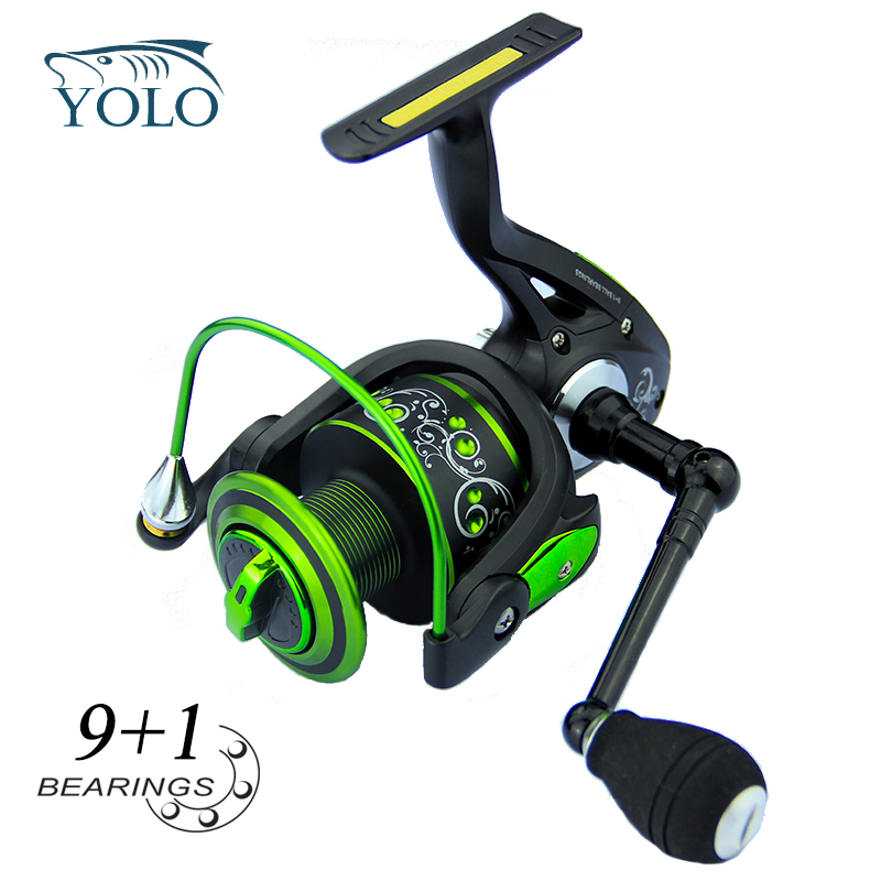 Excellent salt water spinning reel 9+1 stainless steel ball bearings FA5000 Left/Right Interchangeable Collapsible Handle(China (Mainland))